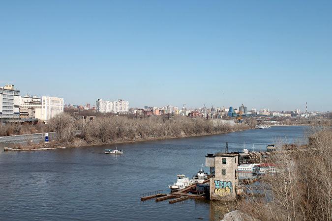 Фрунзенский мост и метро