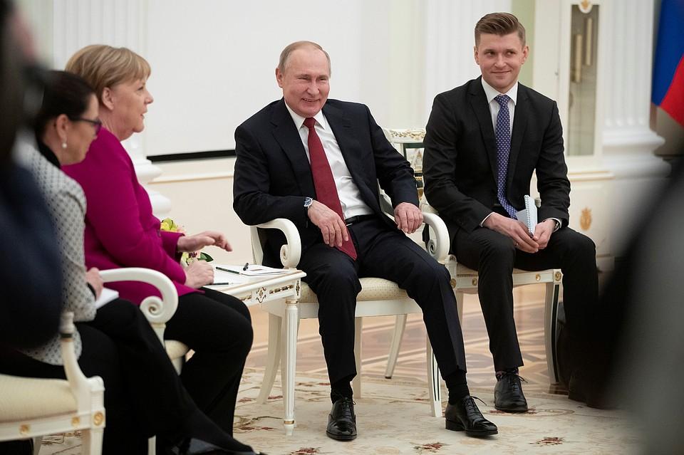 Россия достроит «Северный поток-2» сама. Но только через год
